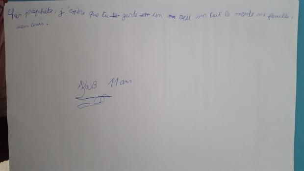 Ayoub(11ans) (1) - Assma Basalamah